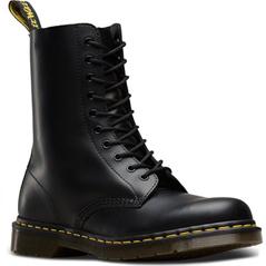Dr.Martens 1490 10 Eyelet Boot Z Welt Black